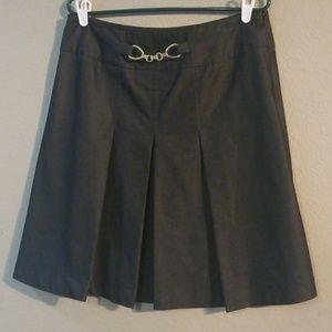 New York & Company Black Skirt Size 12